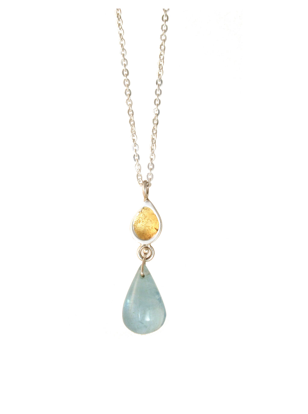 Golden Aqua drop