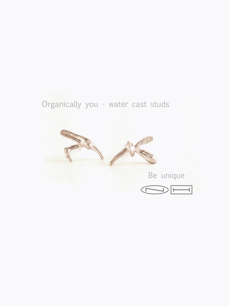 Organically you - water cast studs