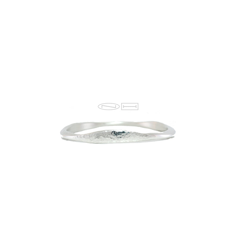 Hills and valleys bangle