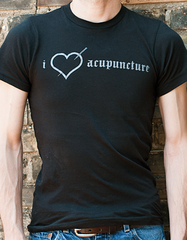 i love acupuncture t-shirt (unisex)