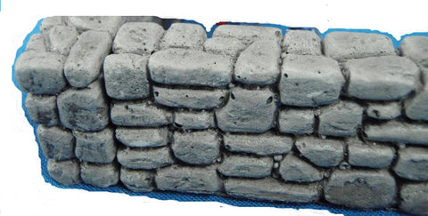 Village Expansion Field Stone Wall