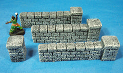Brick Walls - Granite 3pc