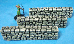 Fieldstone Walls - Granite 3pc
