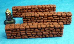 Fieldstone Walls - Brownstone 3pc