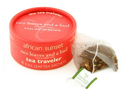 African Sunset Tea Traveler
