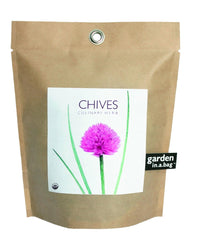 Chives Garden-in-a-Bag