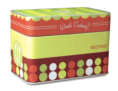 What's Cooking? Recipe Box