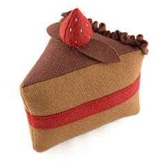 Chocolate Cake Softie Kit
