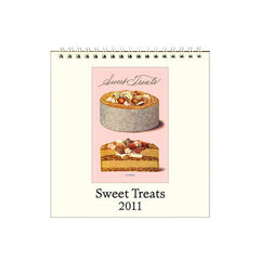 2011 Sweet Treats Desk Calendar
