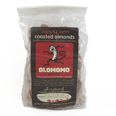 Zippy Zen Cayenne Cinnamon Roasted Almonds - 5 oz