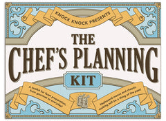 The Chef's Planning Kit