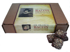 Sir Francis Bacon Chocolate Peanut Brittle - 8 oz