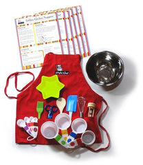 Little Playful Chef Deluxe Cooking Kit