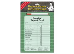 Cooking Report Card Magnet