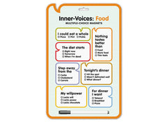 Food Inner-Voices Magnets