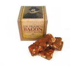 Sir Francis Bacon Peanut Brittle - 3 oz