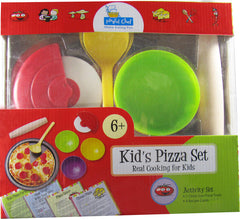 Playful Chef Kid's Pizza Set