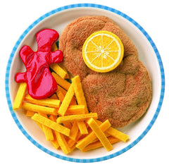 Wiener Schnitzel with French Fries