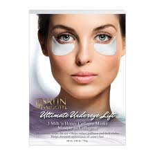 Satin Smooth Ultimate Undereye Lift Collagen Mask 3-Pack SSCLGUEYE3