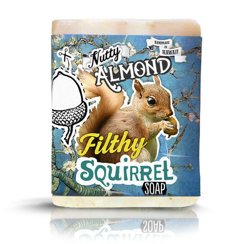 Filthy Squirrel - Nutty Almond