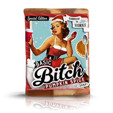 Basic Bitch Soap
