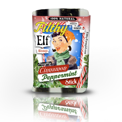 Filthy Elf - Cinnamon Peppermint