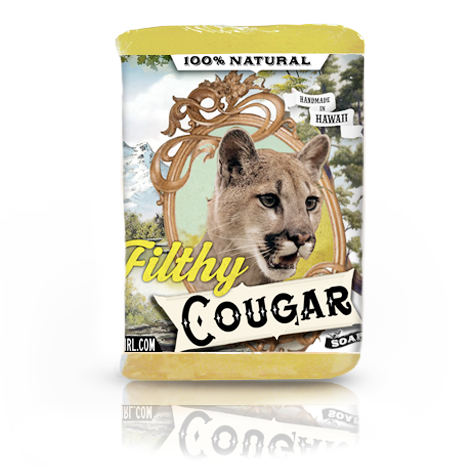 Filthy Cougar Soap