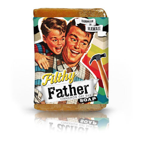 Filthy Father Soap