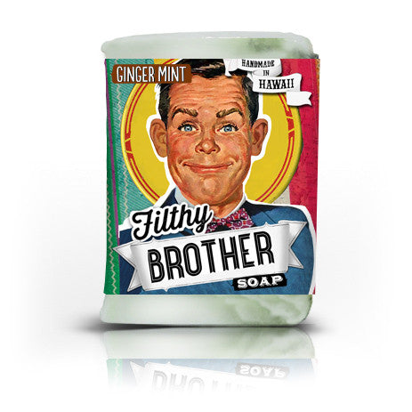 Filthy Brother Soap
