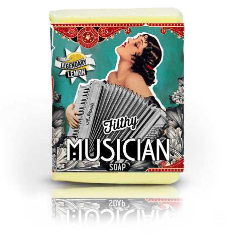 Filthy Musician Soap