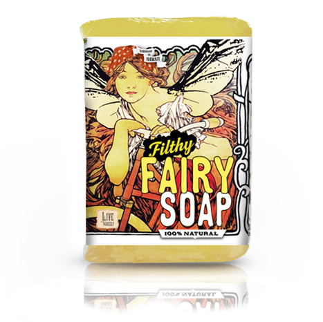 Filthy Fairy Soap