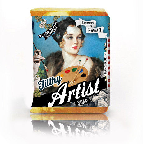 Filthy Artist Soap