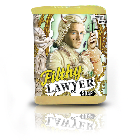 Filthy Lawyer Soap