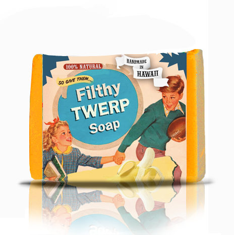 Filthy Twerp Soap