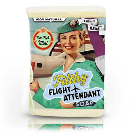 Filthy Flight Attendant