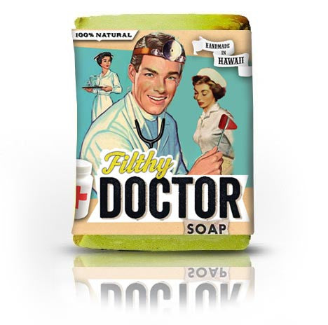 Filthy Doctor Soap