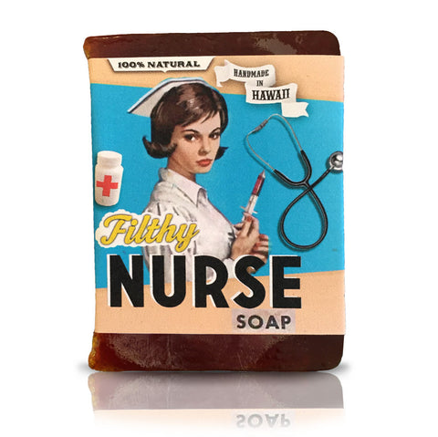 Filthy Nurse Soap