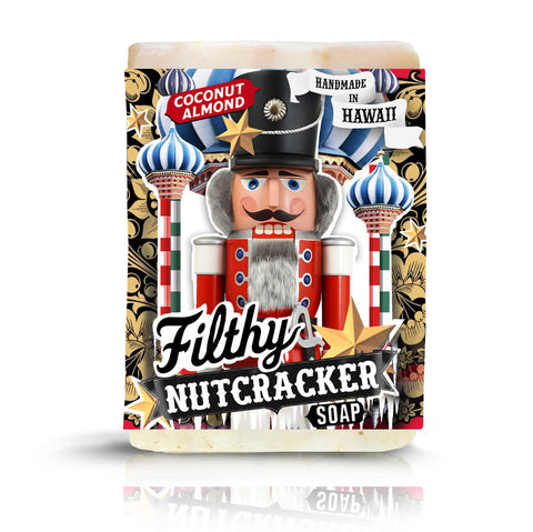 Filthy Nutcracker Soap
