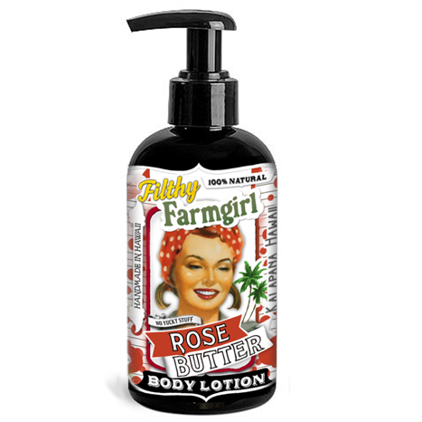 Rose Butter - Body Lotion