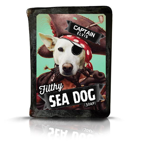 Filthy Sea Dog Pirate Soap