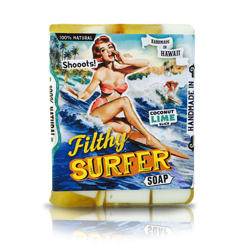 Filthy Surfer Soap