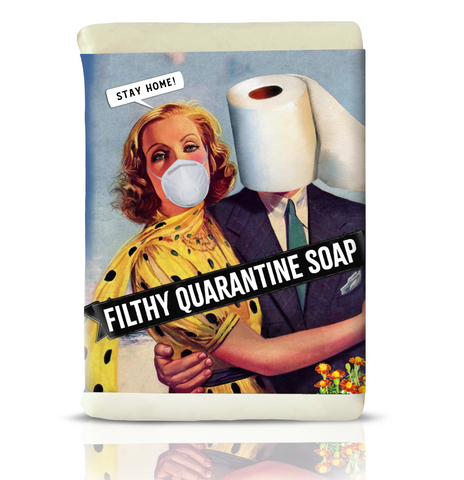 Filthy Quarantine Soap