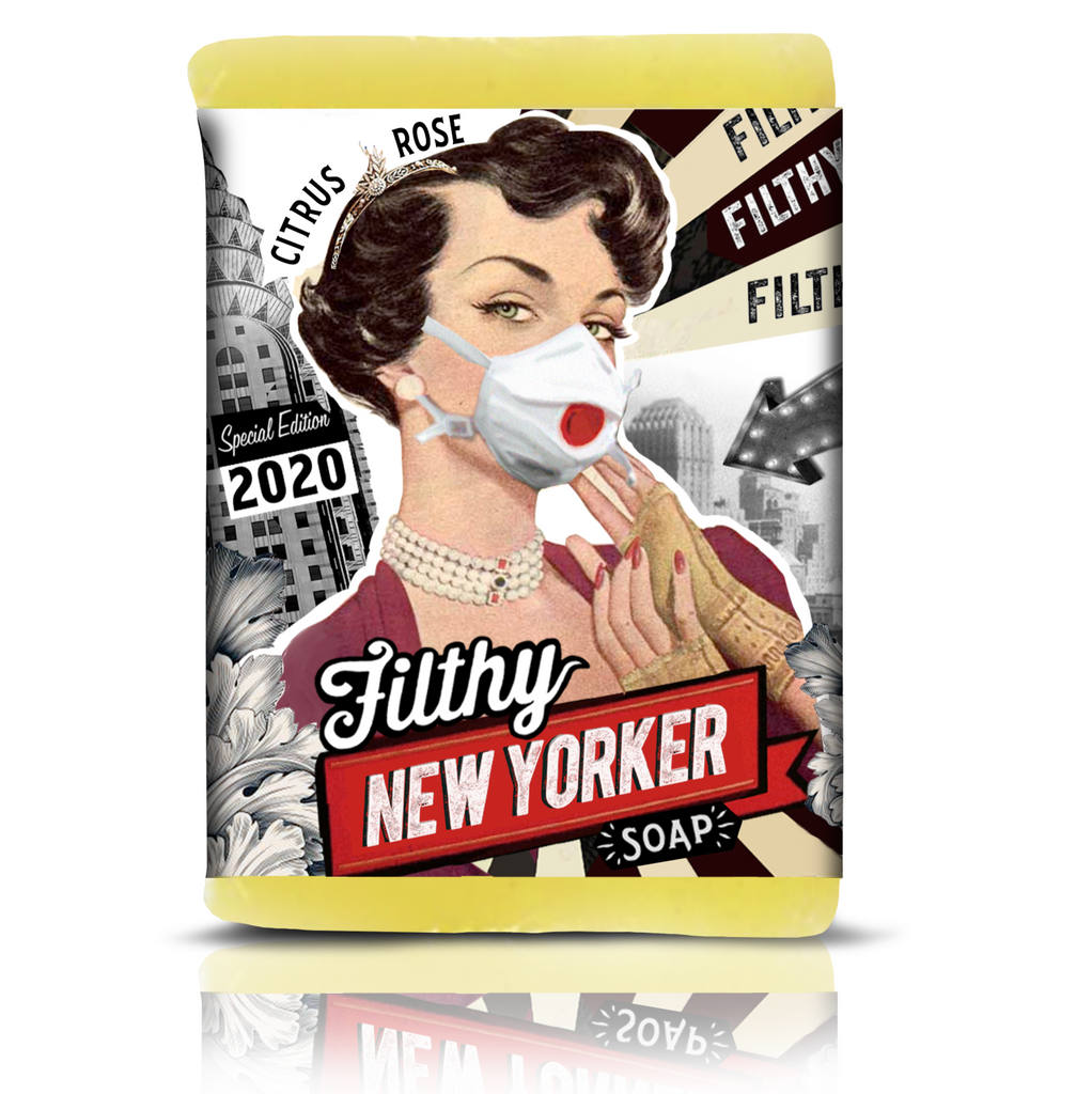 Filthy New Yorker Soap