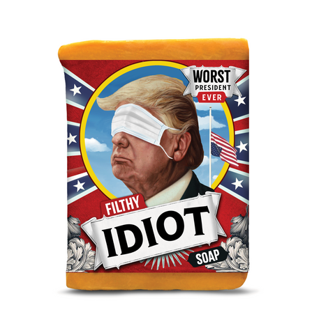 FILTHY IDIOT SOAP