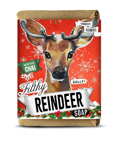 Filthy Reindeer Soap - Winter Chai