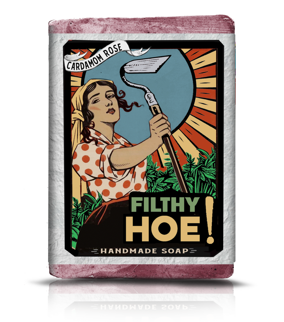 Filthy Hoe Soap
