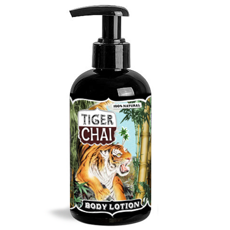Tiger Chai - Body Lotion