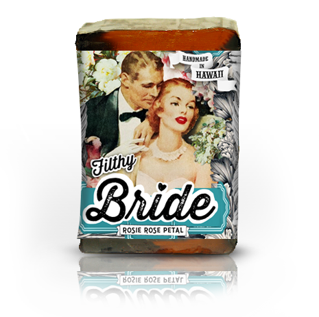 Filthy Bride Soap