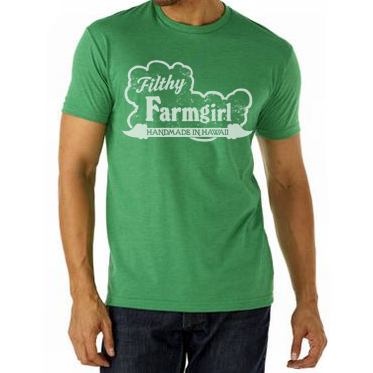 Filthy Farmgirl GREEN TEE
