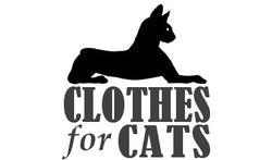 Clothes for Cats - Sphynx, Rex, Peterbald